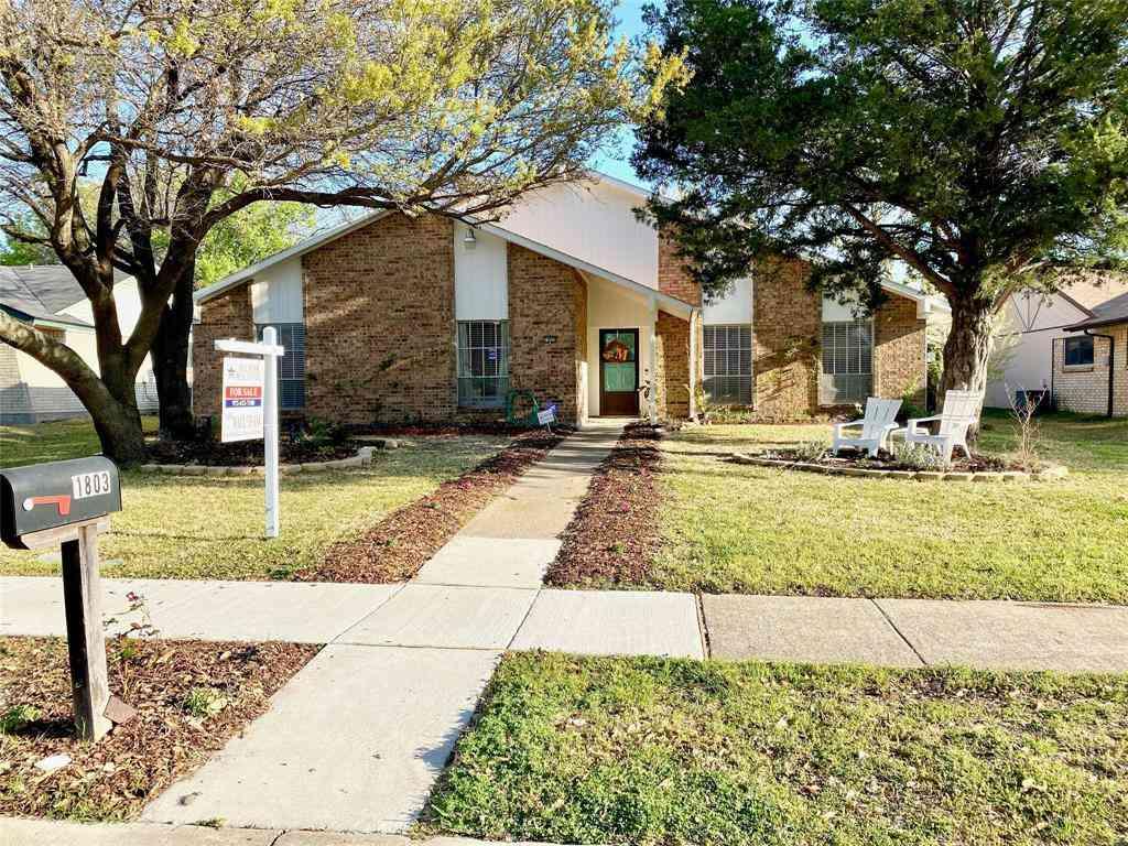 1803 Baltimore Drive, Richardson, TX, 75081,