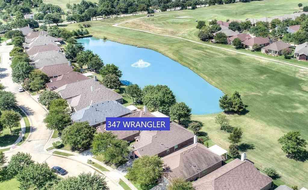 347 Wrangler Drive, Fairview, TX, 75069,