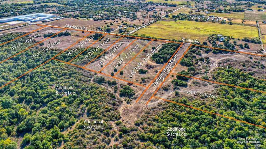 3820 Weiland Road, Weatherford, TX, 76088,