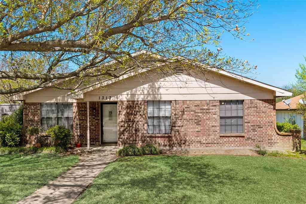 1317 Choctaw Drive, Mesquite, TX, 75149,