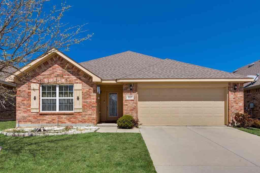 2237 Loreto Drive, Fort Worth, TX, 76177,