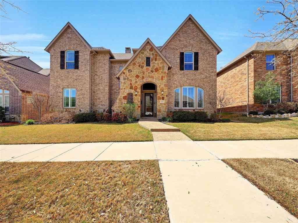 416 Four Stones Boulevard, Lewisville, TX, 75056,