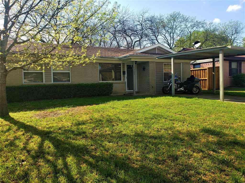 1305 E Park Drive, Mesquite, TX, 75149,