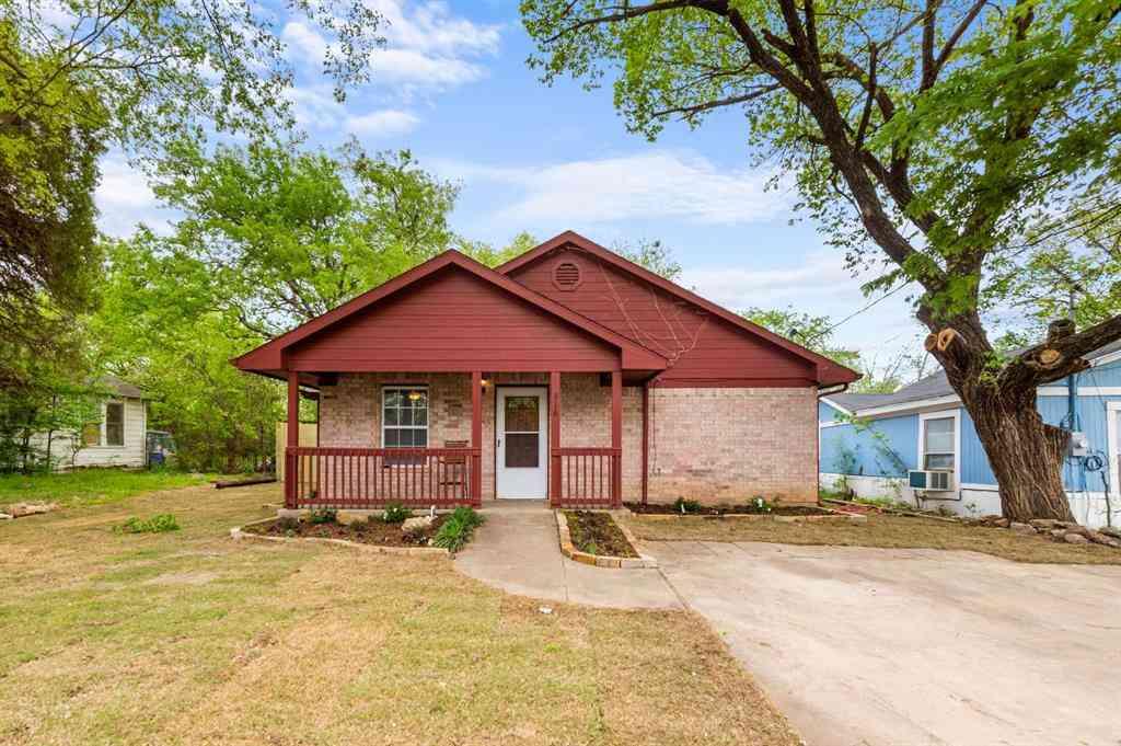 316 N Bradshaw Street, Denton, TX, 76209,
