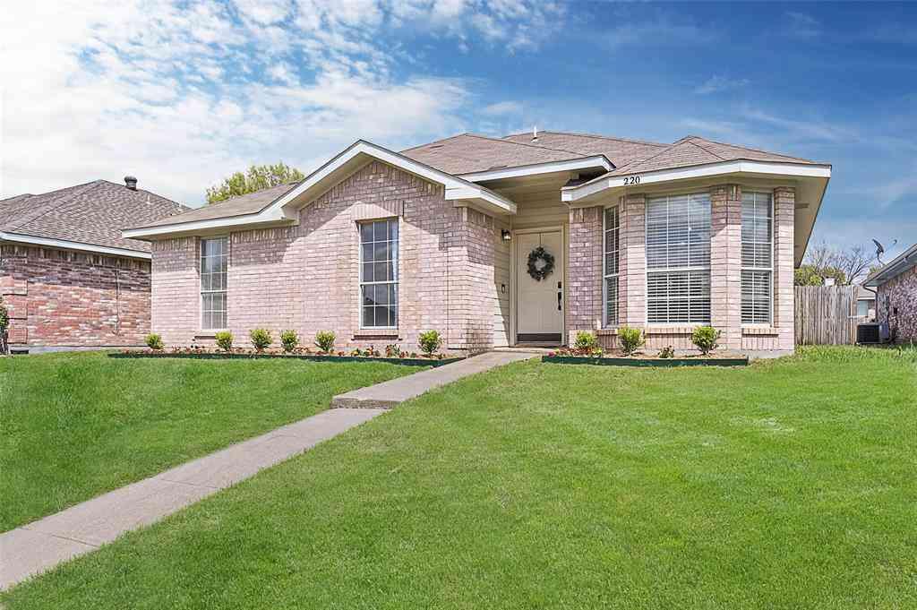 220 Rosewood Lane, Cedar Hill, TX, 75104,