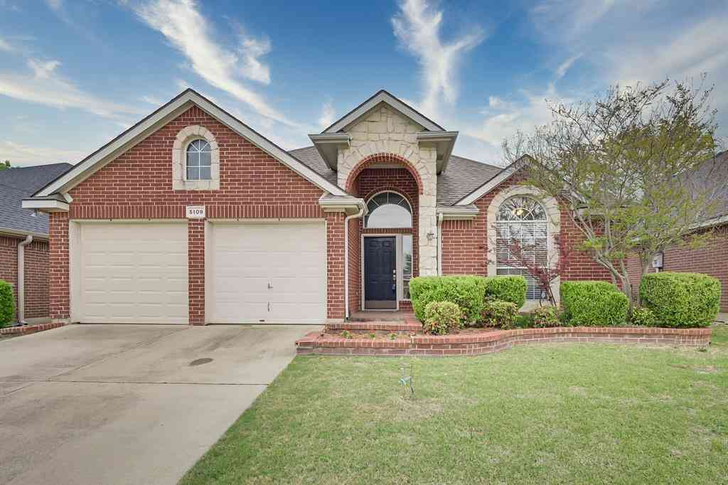 5109 Deer Ridge Court, Fort Worth, TX, 76137,