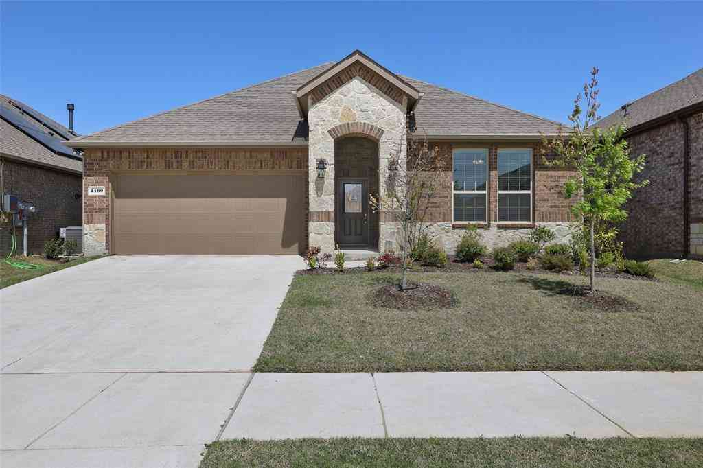 2460 San Marcos Drive, Forney, TX, 75126,