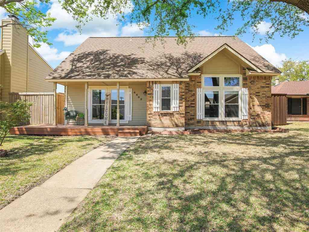 4605 Ebb Tide Drive, Rowlett, TX, 75088,