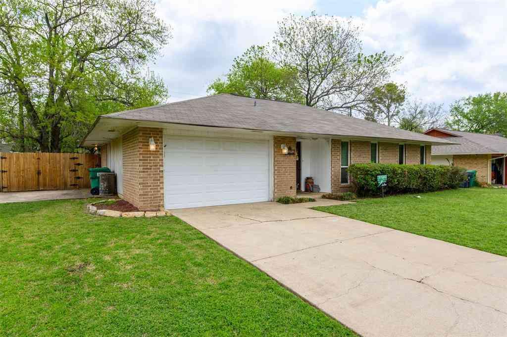 3404 Cactus Circle, Denton, TX, 76209,