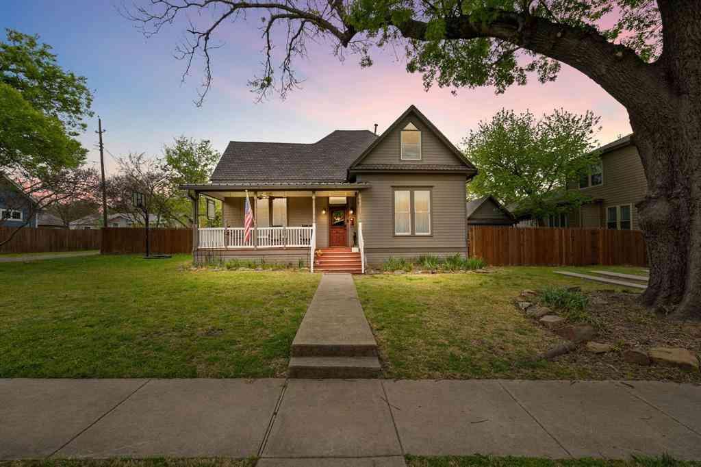 911 Coleman Street, Mckinney, TX, 75069,