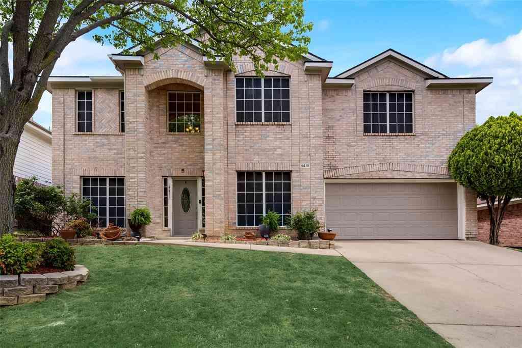 4419 Malvern Hill Road, Grand Prairie, TX, 75052,
