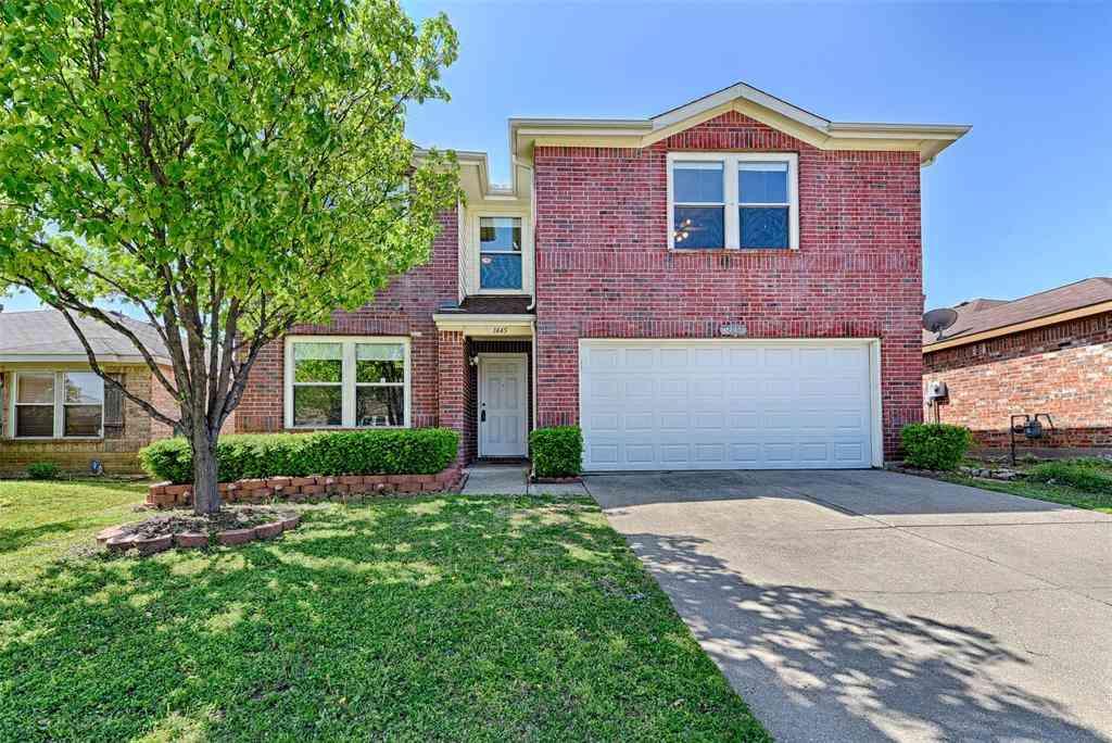 1445 Laurel Hall Lane, Little Elm, TX, 75068,