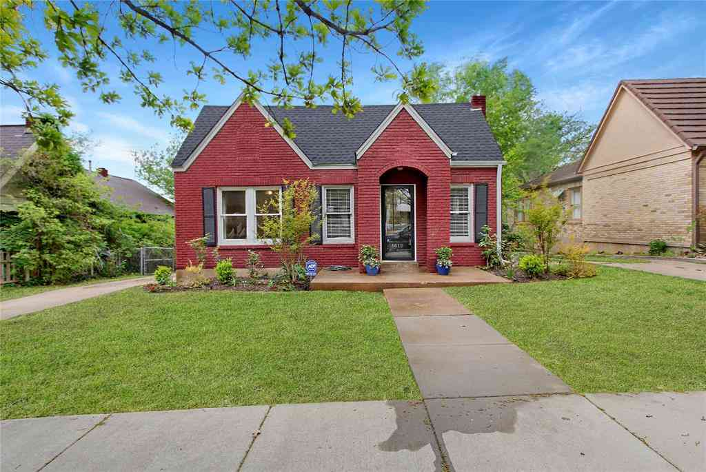 1612 Frederick Street, Fort Worth, TX, 76107,
