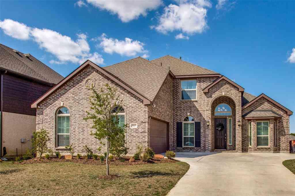 7817 Echo Hill Lane, Denton, TX, 76208,