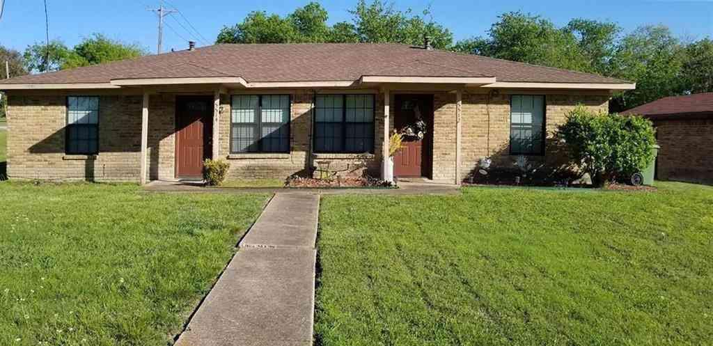 5512 Alexander Street, Sachse, TX, 75048,