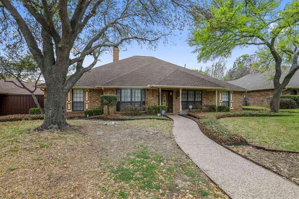 10022 Glen Canyon Drive, Dallas, TX, 75243,