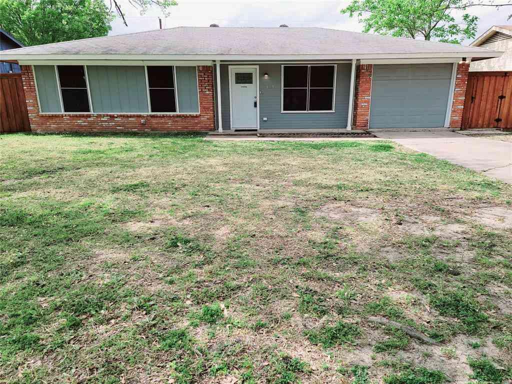 815 Quinette Drive, Seagoville, TX, 75159,