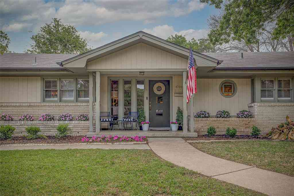 4709 Inwood Road, Fort Worth, TX, 76109,