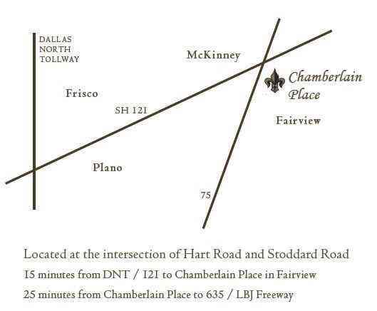675 Chamberlain Place Drive, Fairview, TX, 75069,