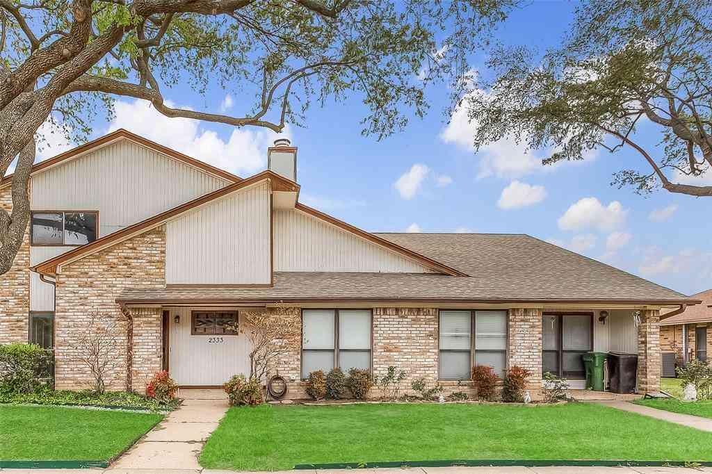 2333 Garden Park Court, Arlington, TX, 76013,