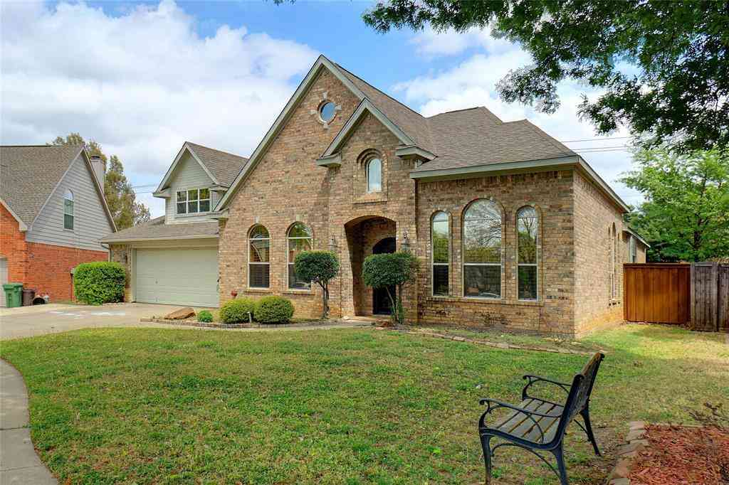1104 Rosewood Drive, Grapevine, TX, 76051,
