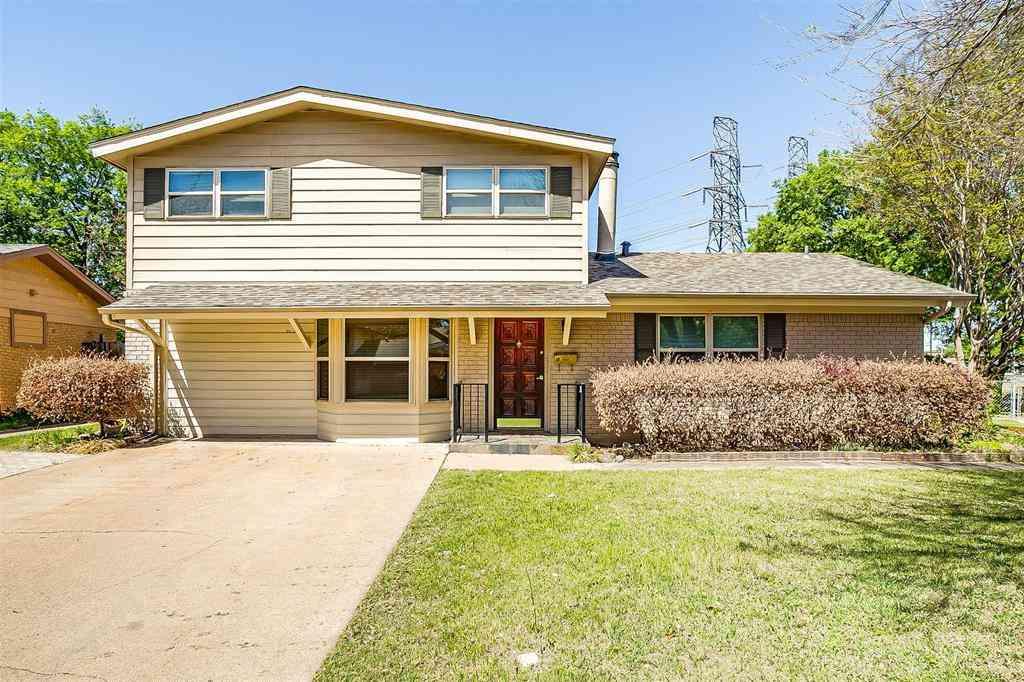 4137 Field Street, Haltom City, TX, 76117,