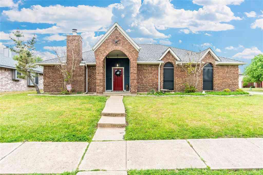 7202 Aberdeen Drive, Rowlett, TX, 75089,