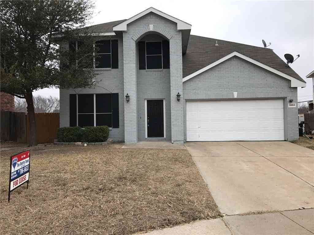3353 Chapel Wood Court, Fort Worth, TX, 76116,
