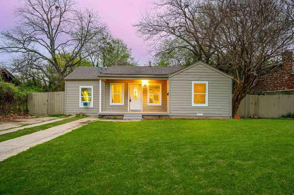 1020 Lydick Lane, River Oaks, TX, 76114,