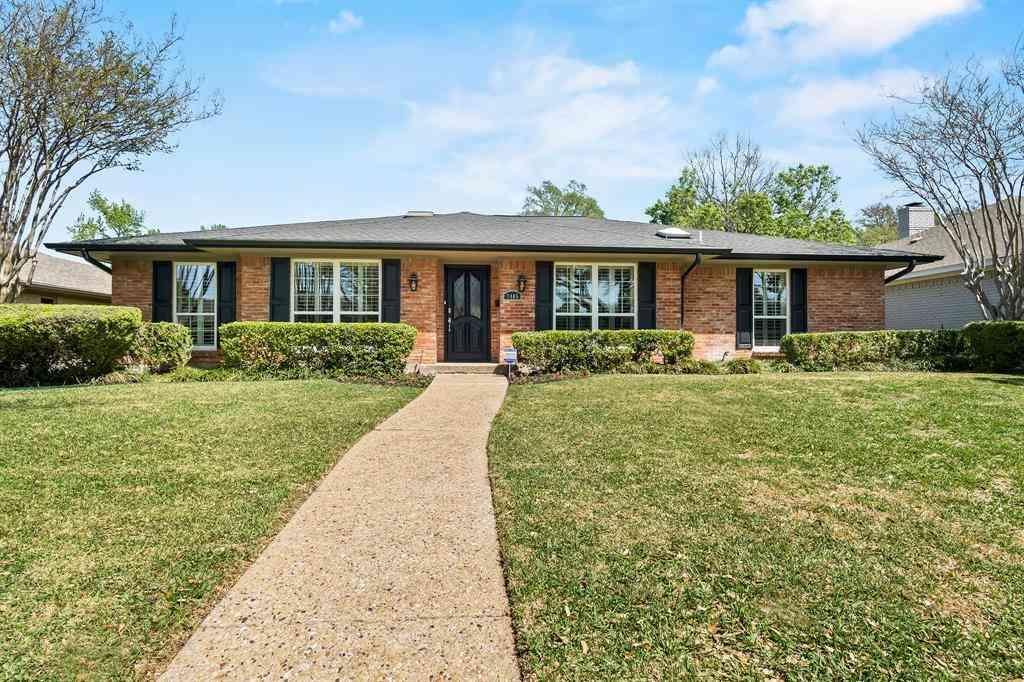 7405 Foxworth Drive, Dallas, TX, 75248,