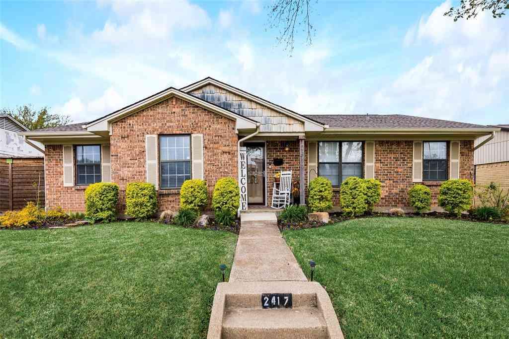 2417 Larchmont Drive, Mesquite, TX, 75150,