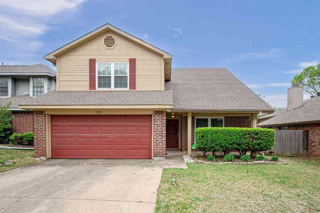2206 Chapel Downs Drive, Arlington, TX, 76017,
