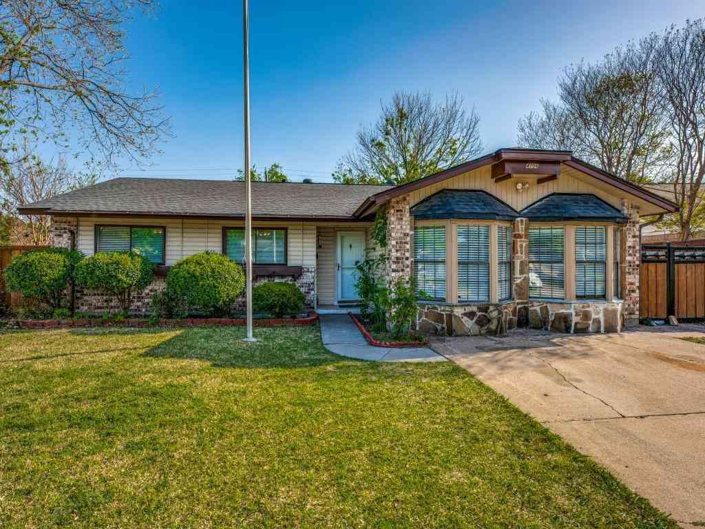 4106 Bucknell Drive, Garland, TX, 75042,