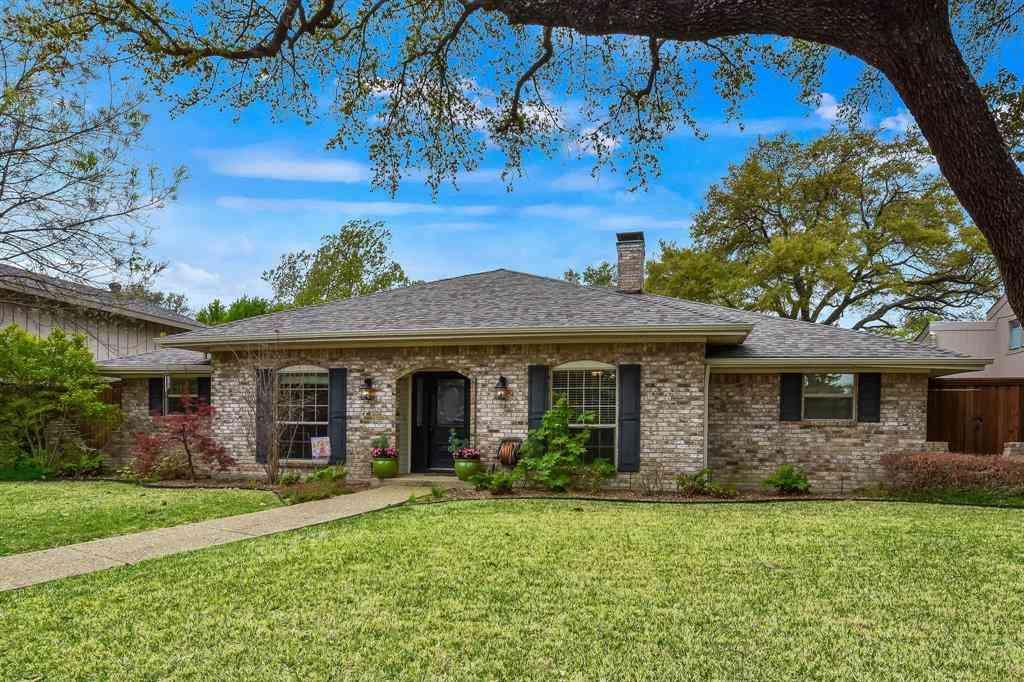 16609 Deer Park Drive, Dallas, TX, 75248,