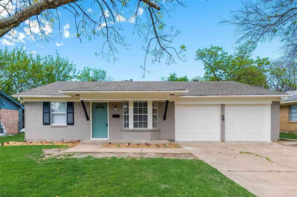1343 Caladium Drive, Mesquite, TX, 75149,