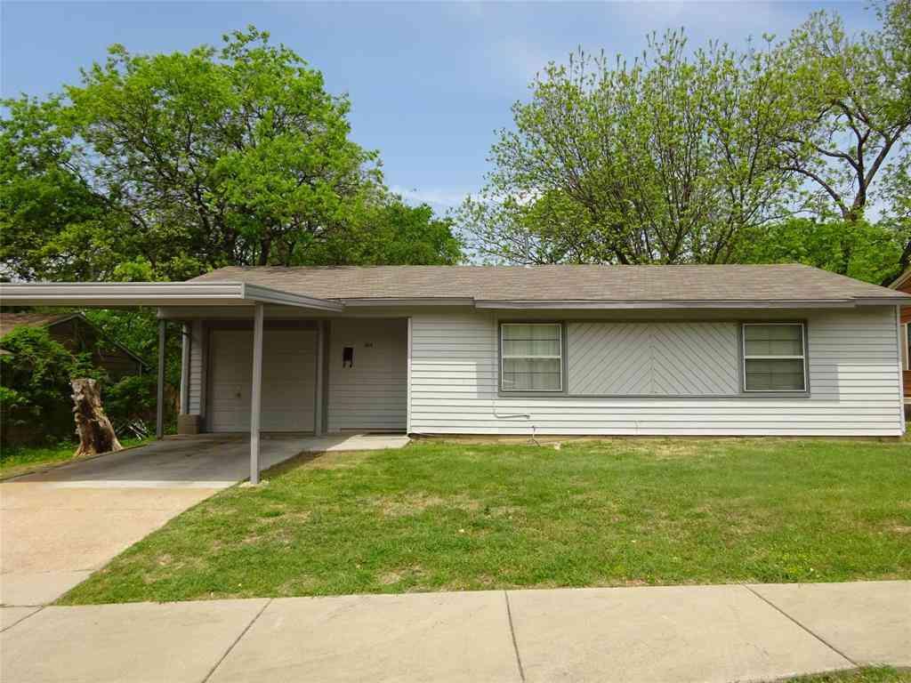 1519 Arbor Lane, Arlington, TX, 76010,