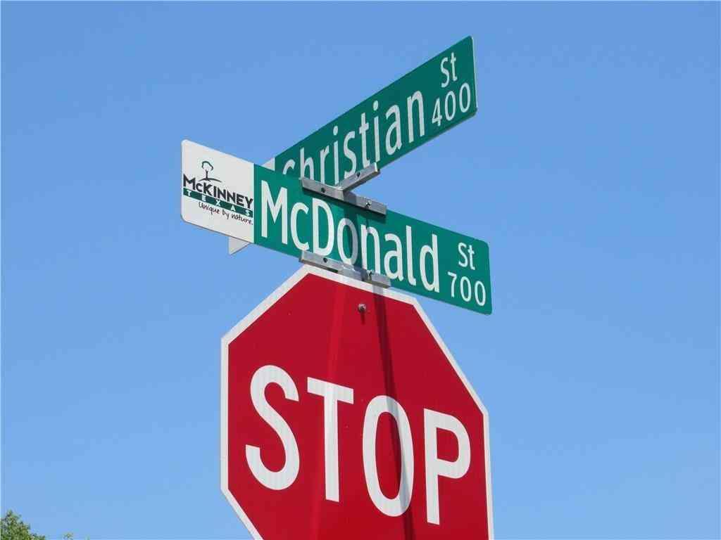 707 N Mcdonald Street, Mckinney, TX, 75069,