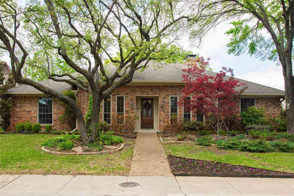 10019 Silver Creek Road, Dallas, TX, 75243,