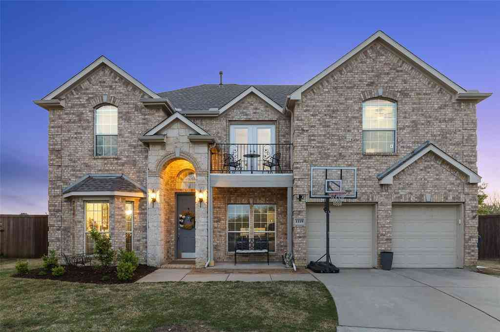 1119 Polo Heights Drive, Frisco, TX, 75033,