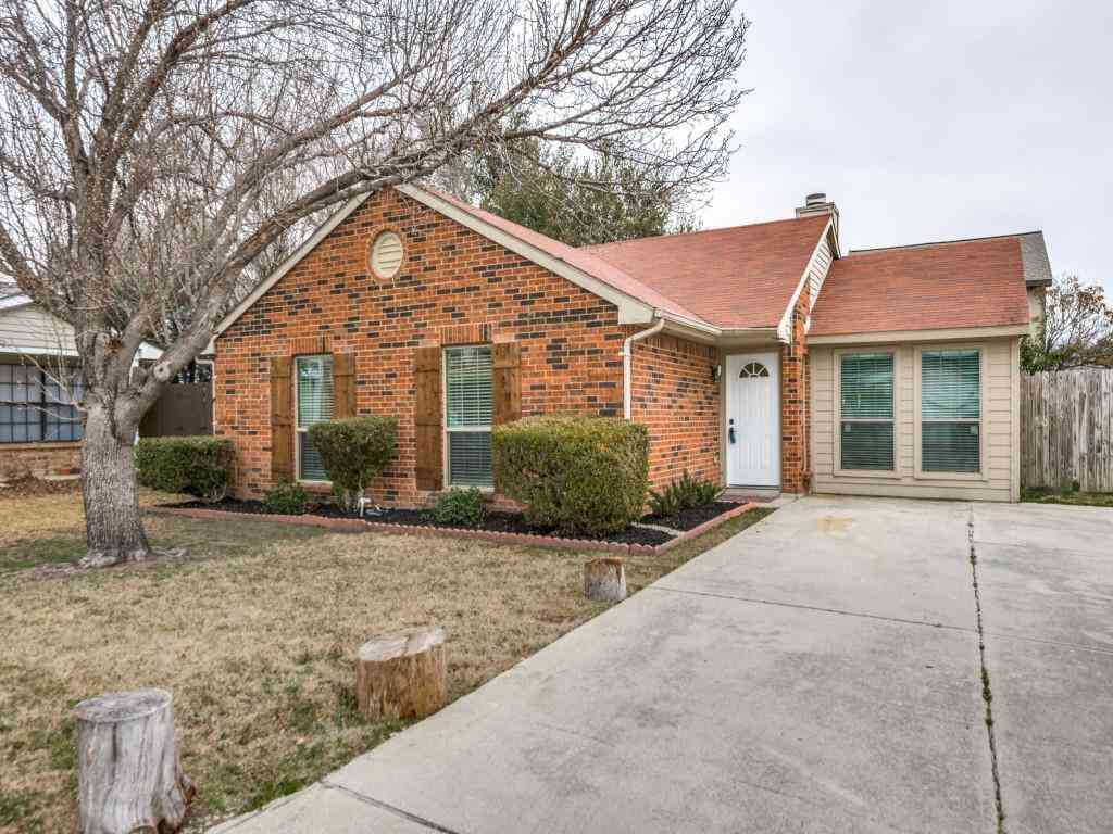 4522 Nervin Street, The Colony, TX, 75056,