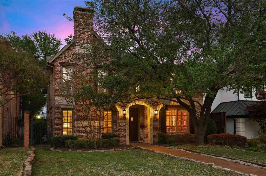 5038 Airline Road, Highland Park, TX, 75205,