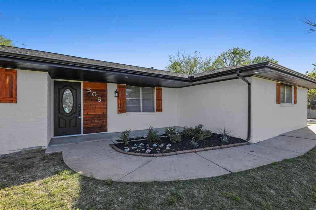505 W Broad Street, Mansfield, TX, 76063,
