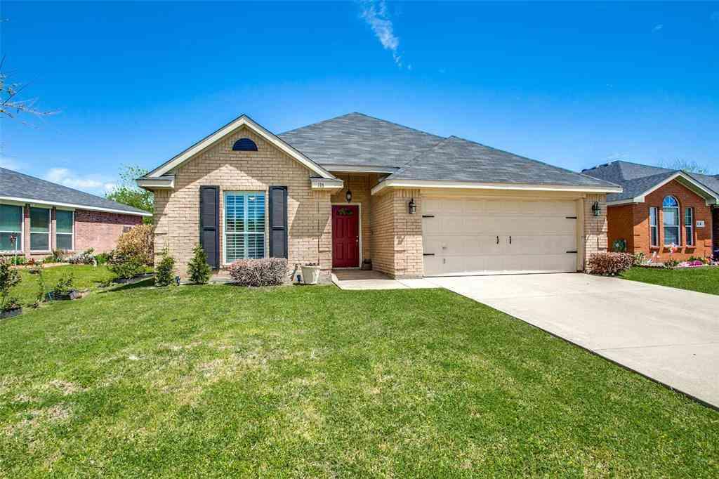 116 Kennedy Drive, Terrell, TX, 75160,