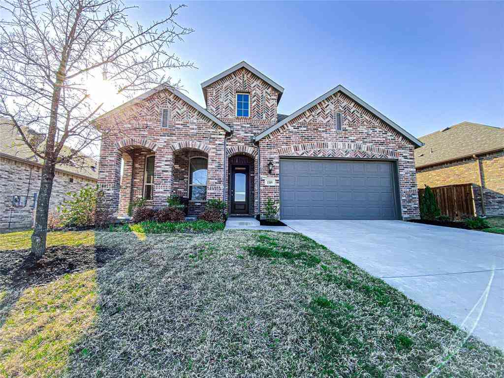 1589 Kessler Drive, Forney, TX, 75126,