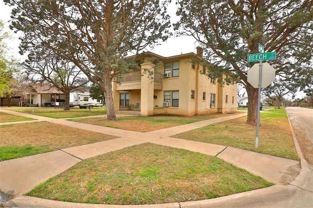 642 Beech Street, Abilene, TX, 79601,
