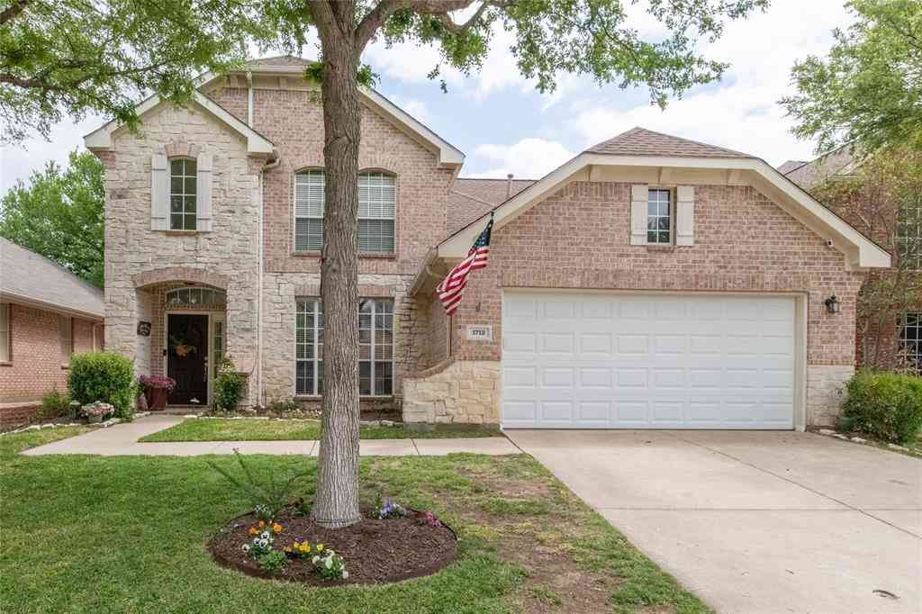 1712 Andrew Court, Corinth, TX, 76210,