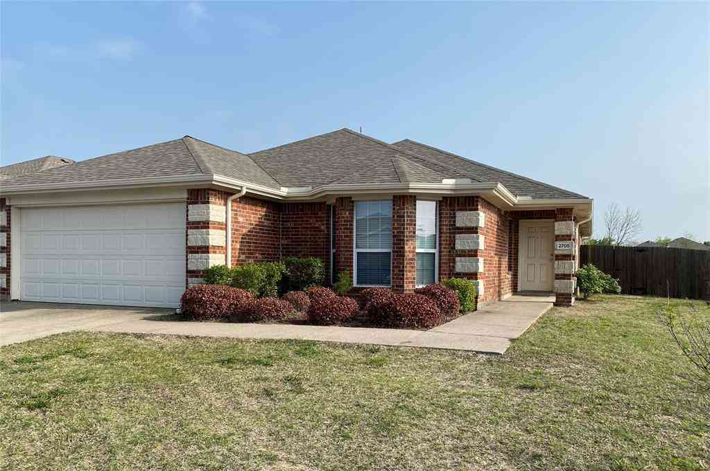 2705 Spencer Circle, Royse City, TX, 75189,