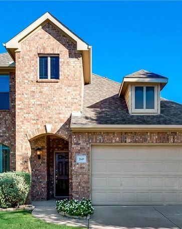 2649 Sage Meadow Trail Little Elm, TX, 75068