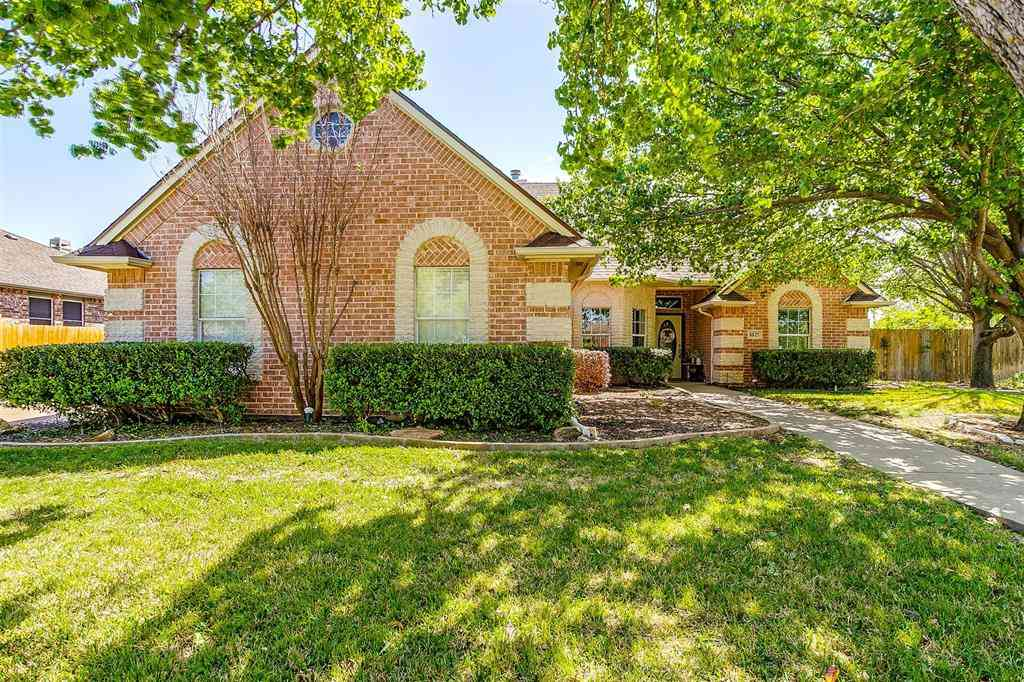 1025 Muscadine Vine Street, Crowley, TX, 76036,