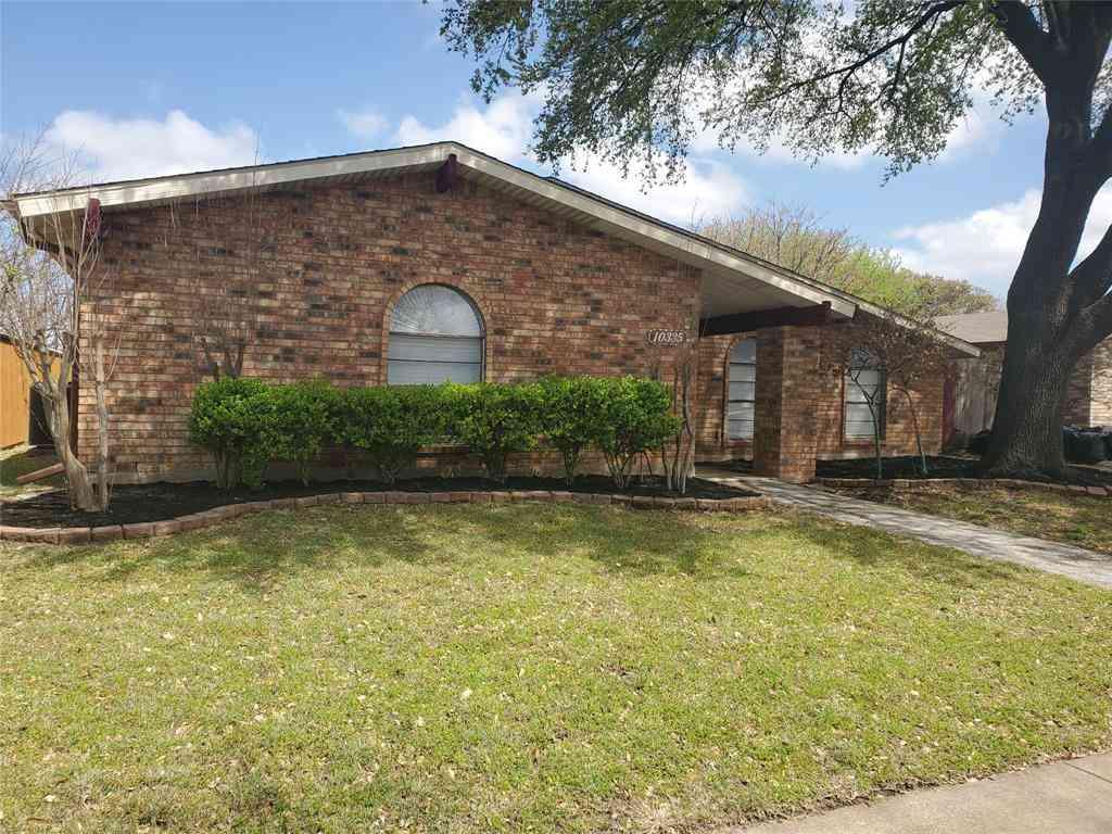10335 Black Walnut Drive, Dallas, TX, 75243,